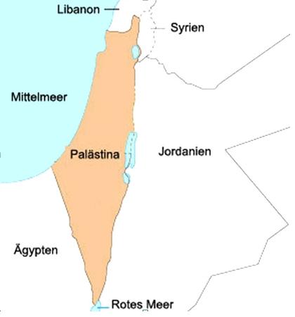 israelpalaestina