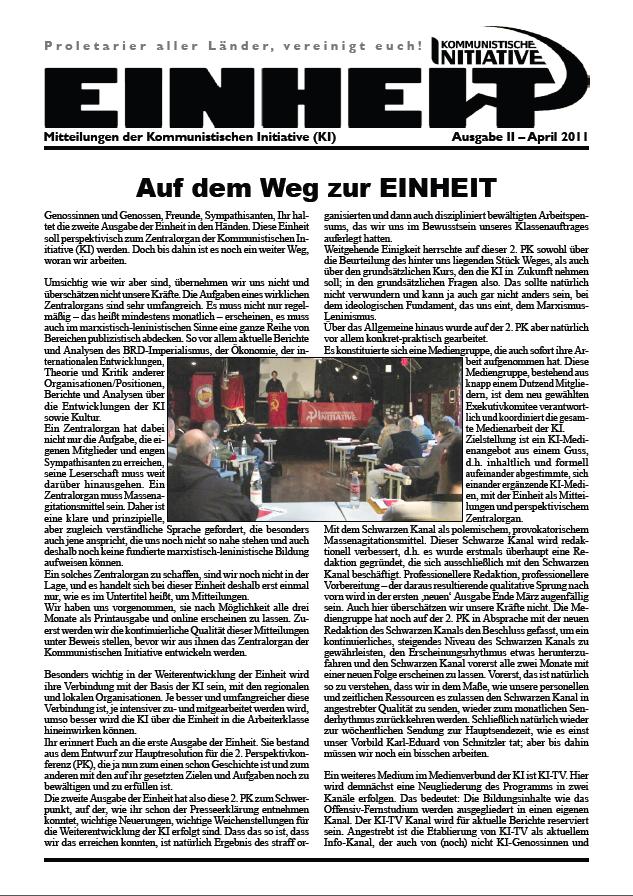 einheit2april2011